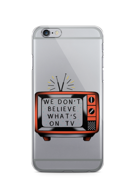TV iPhone 5/5s/SE & 6/6+ Case