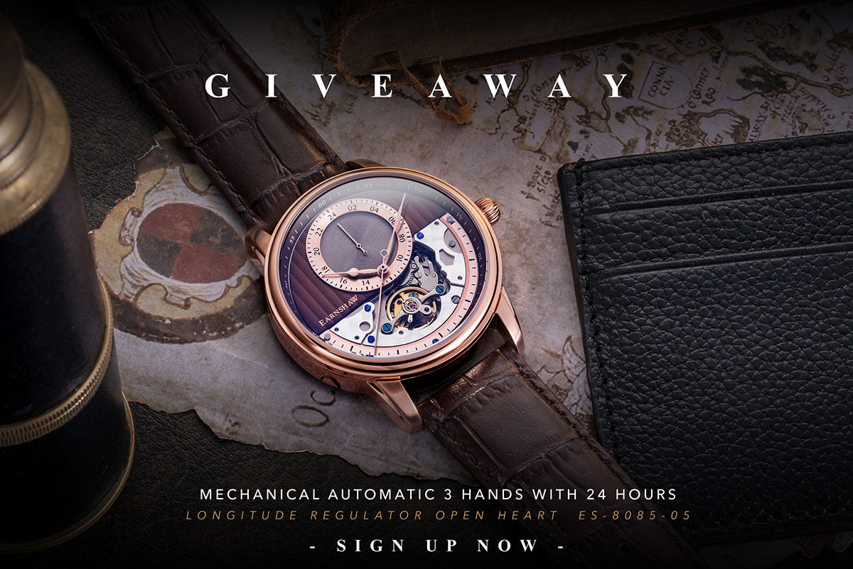 GIVEAWAY SIGN UP : LONGITUDE COLLECTION ES-8085-05