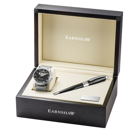 Beagle Swiss made Watch and Pen Set (ES-0037-SETA-01)