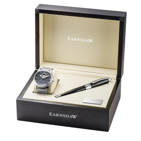 Beagle Swiss made Watch and Pen Set (ES-0037-SETA-03)