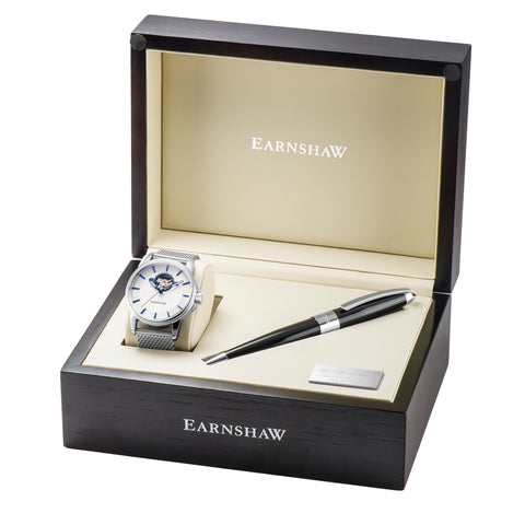 Beagle Swiss made Watch and Pen Set (ES-0037-SETA-04)