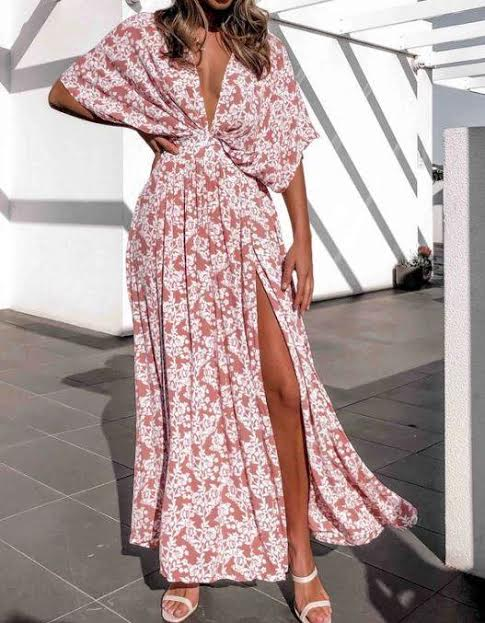 Byron Maxi Dress - HER Empire Fashion Boutique Terrigal & Online