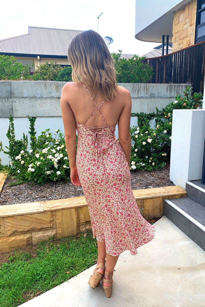 Elke Midi Dress - HER Empire Fashion Boutique Terrigal & Online