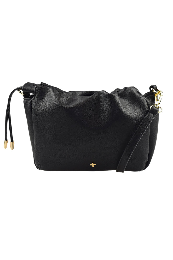 Violet Bag in Black