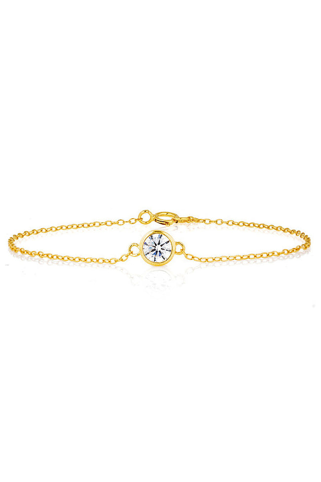 Myla Bracelet in Gold - HER Empire Fashion Boutique Terrigal & Online