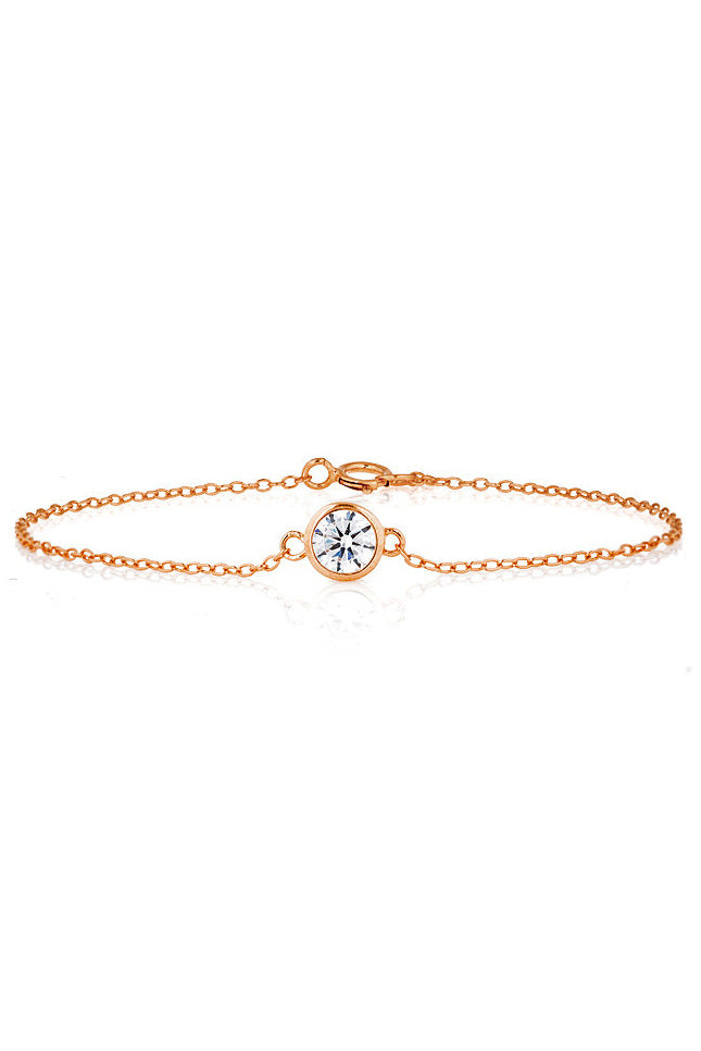 Myla Bracelet Rose Gold - HER Empire Fashion Boutique Terrigal & Online