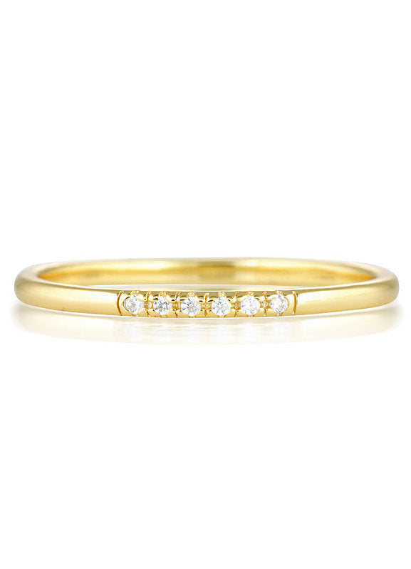 Sia Ring in Gold - HER Empire Fashion Boutique Terrigal & Online