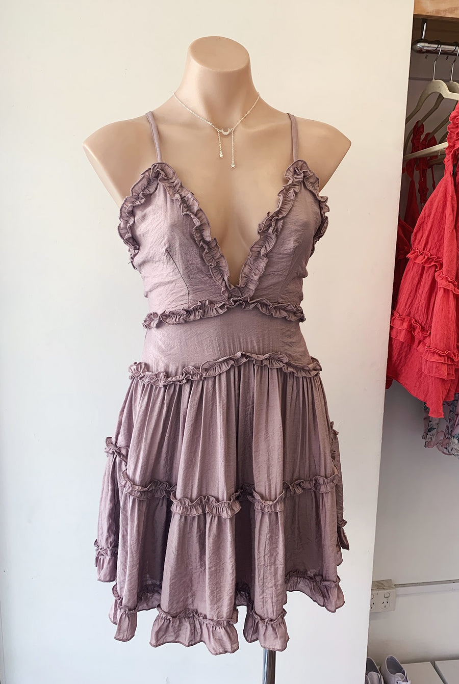 Ava Dress - HER Empire Fashion Boutique Terrigal & Online