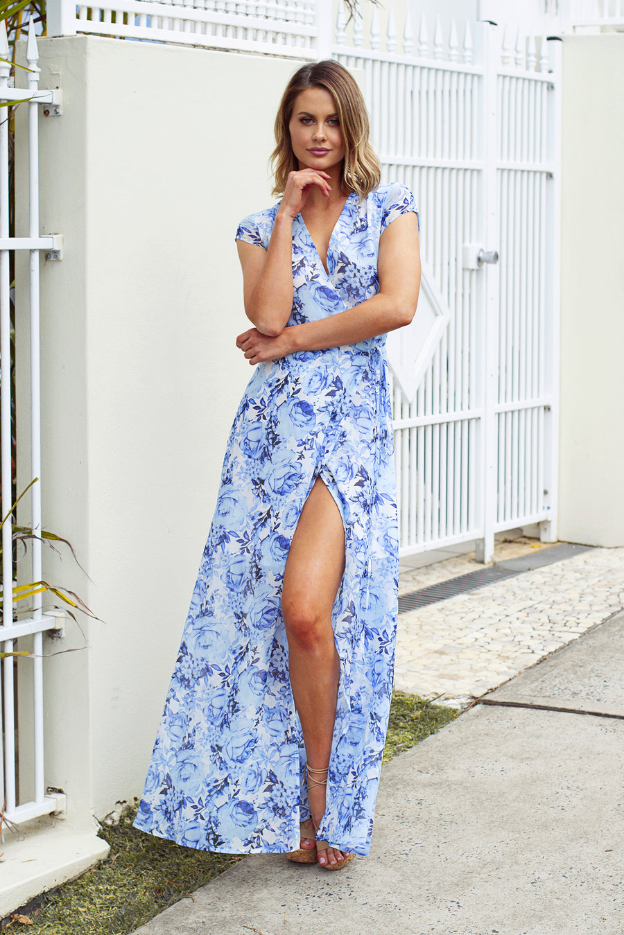 Lost In A Moment Maxi Dress