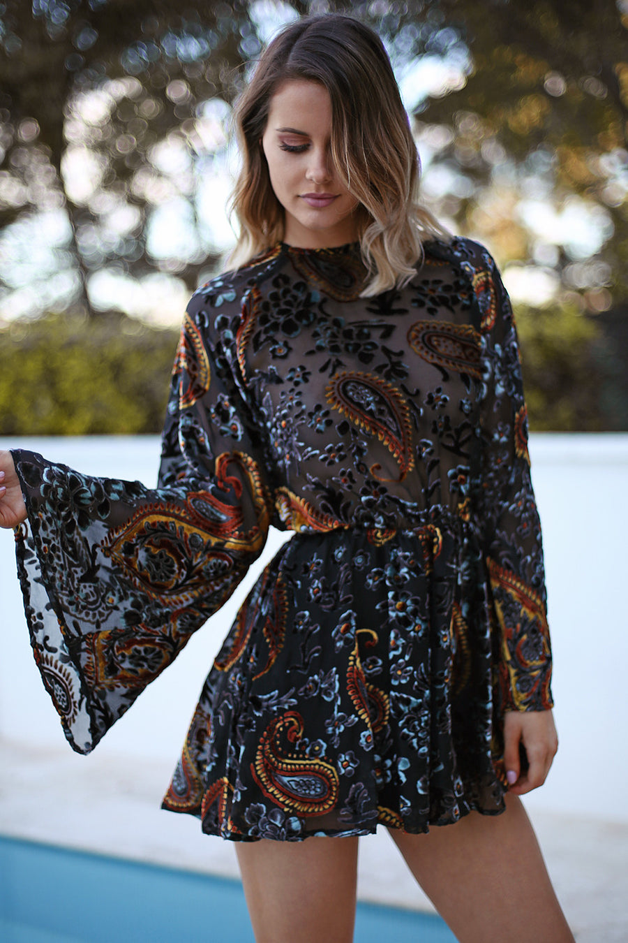 Lovers And Gamblers Romper - HER Empire Fashion Boutique Terrigal & Online