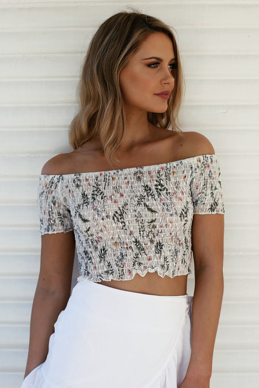 Sweet Bloom Top
