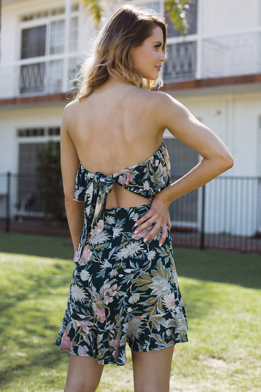 Between The Palms Dress - HER Empire Fashion Boutique Terrigal & Online