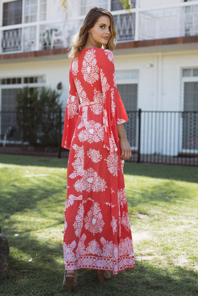 Boheme Haven Dress - HER Empire Fashion Boutique Terrigal & Online