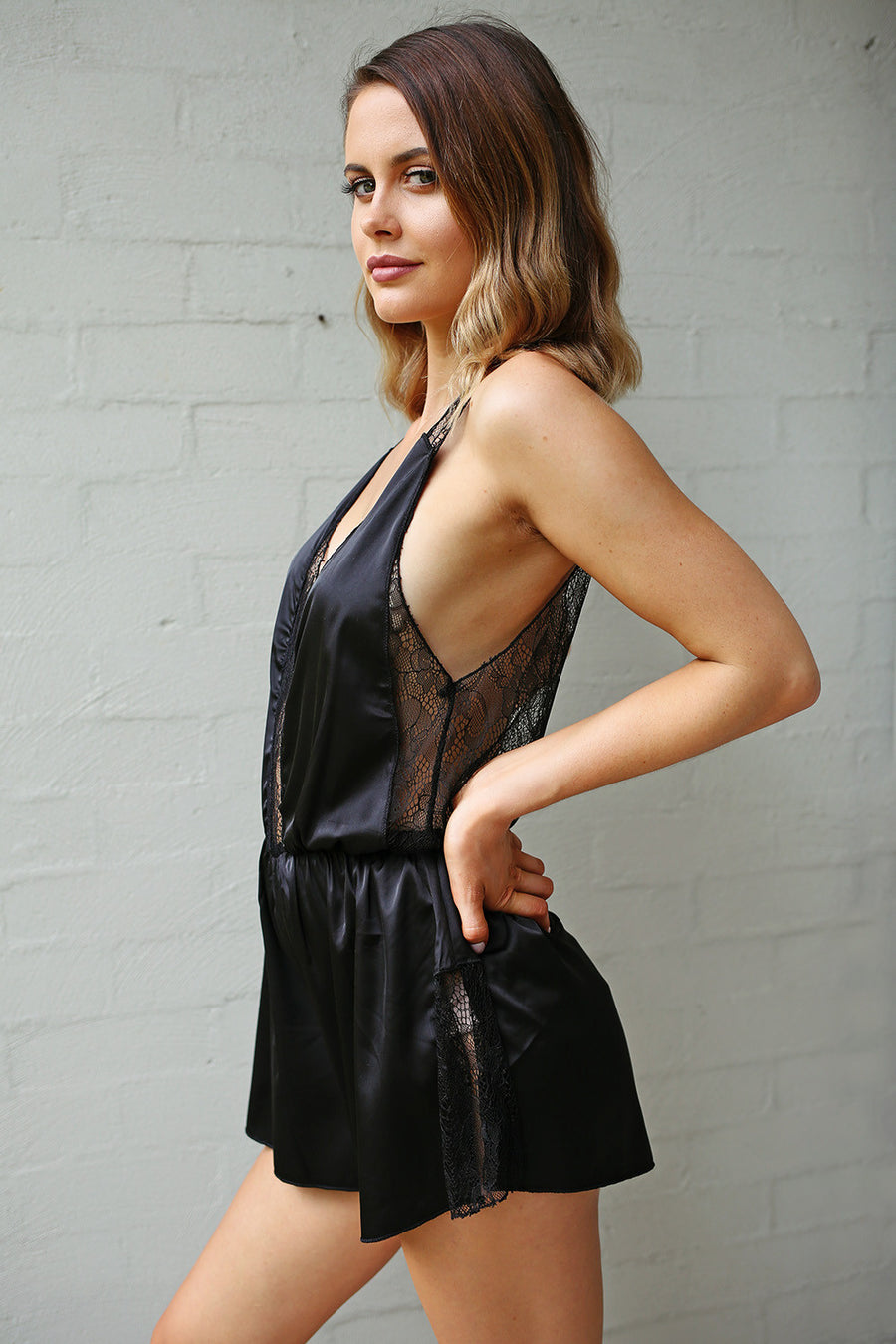 Grazia Playsuit - HER Empire Fashion Boutique Terrigal & Online
