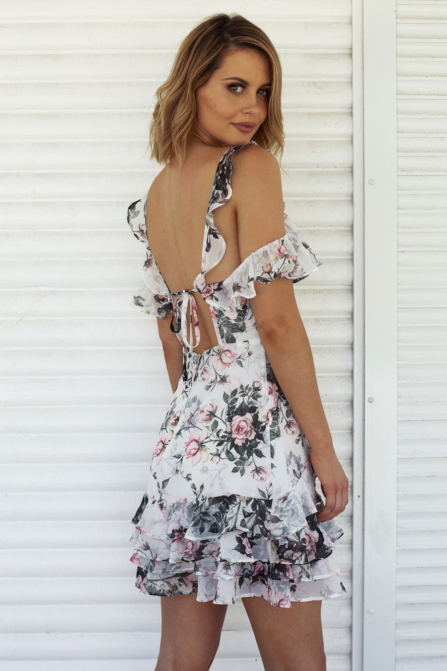 Forever Mine Dress - HER Empire Fashion Boutique Terrigal & Online