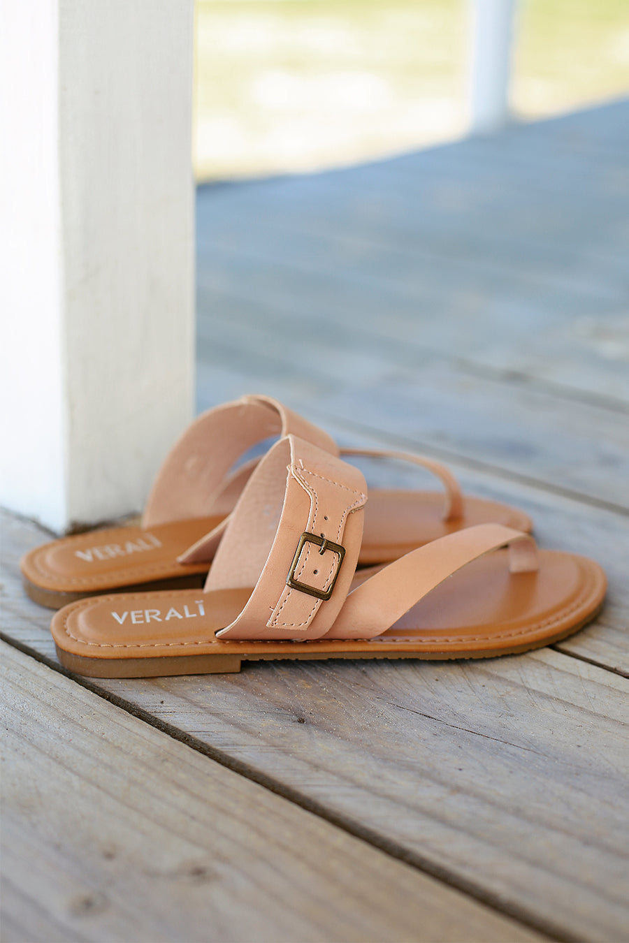 Shani Sandal - Apricot - By Verali - HER Empire Fashion Boutique Terrigal & Online