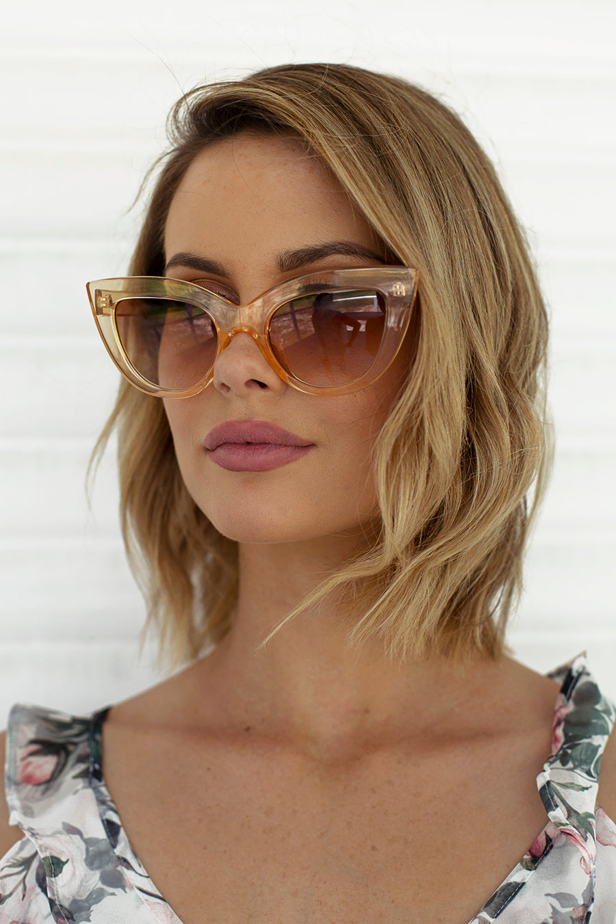 Sonia Cat Eye Sunglasses