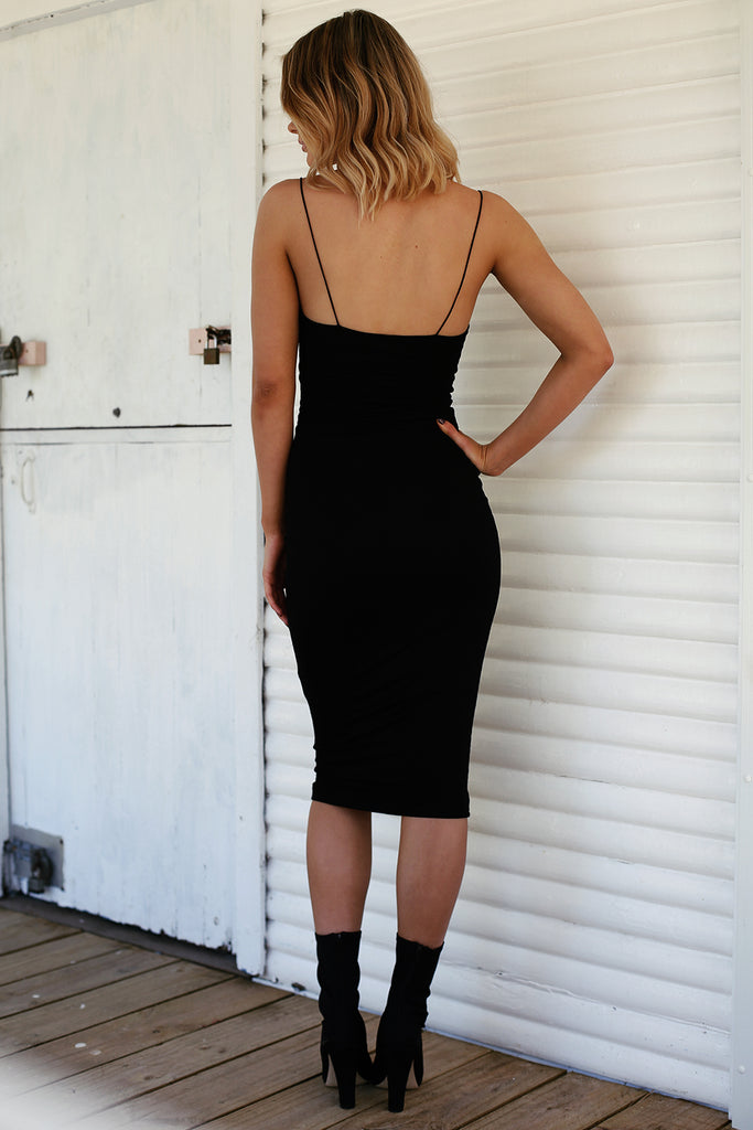 Kimmy K Slip Dress - HER Empire Fashion Boutique Terrigal & Online
