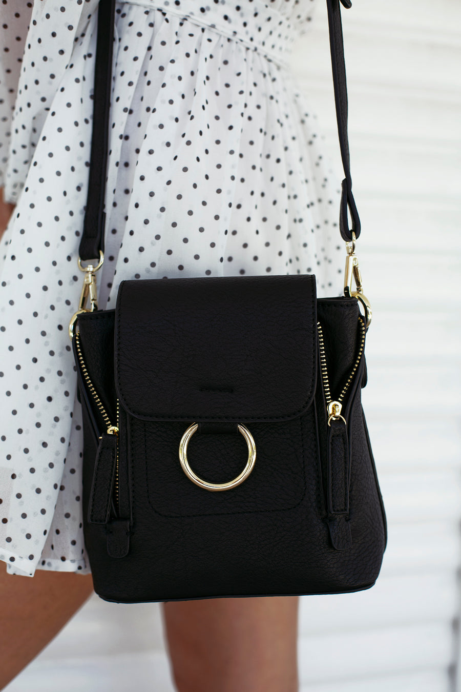 Kiki Bag in Black for $89.95