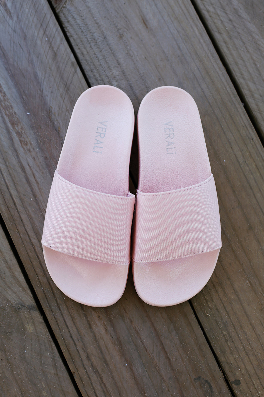 Splish Slides in Pink by Verali