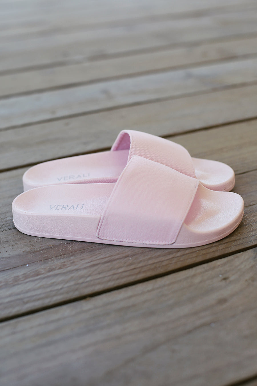 Splish Slides in Pink by Verali - HER Empire Fashion Boutique Terrigal & Online