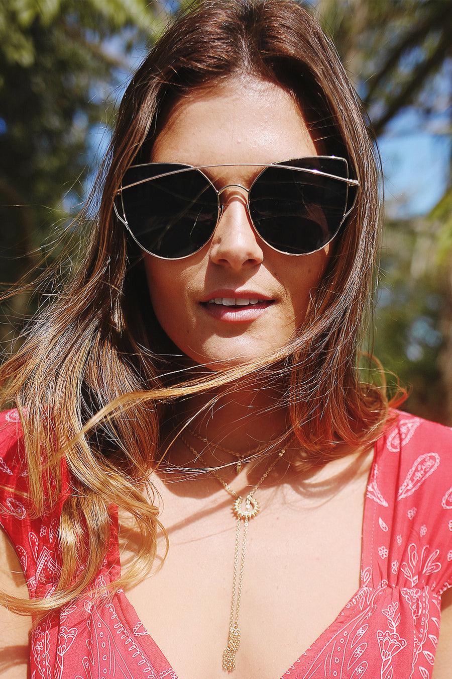Kerilee Sunglasses - HER Empire Fashion Boutique Terrigal & Online