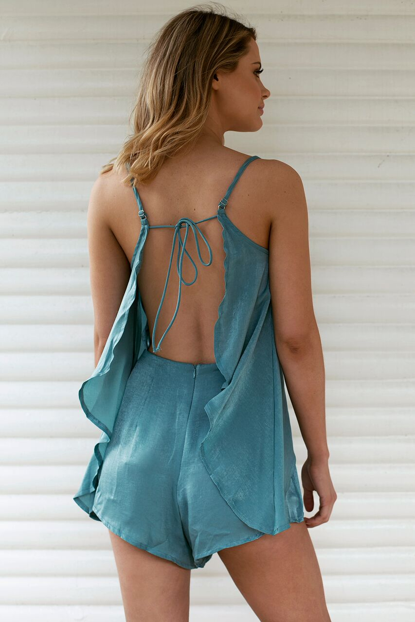 Cosmos Playsuit