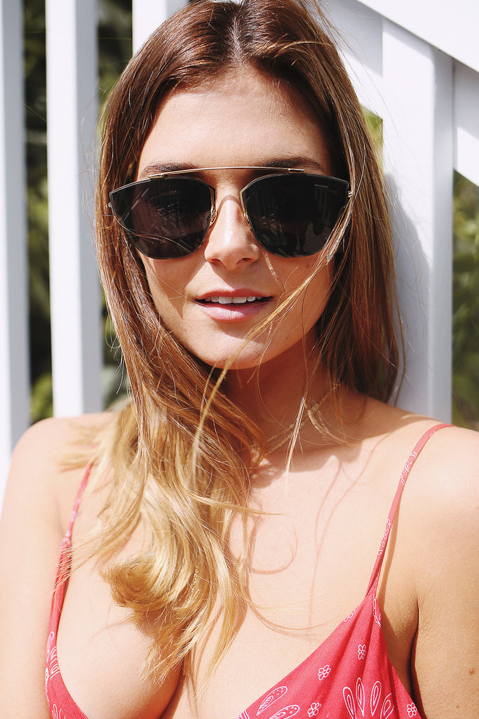 Blake Sunglasses - HER Empire Fashion Boutique Terrigal & Online