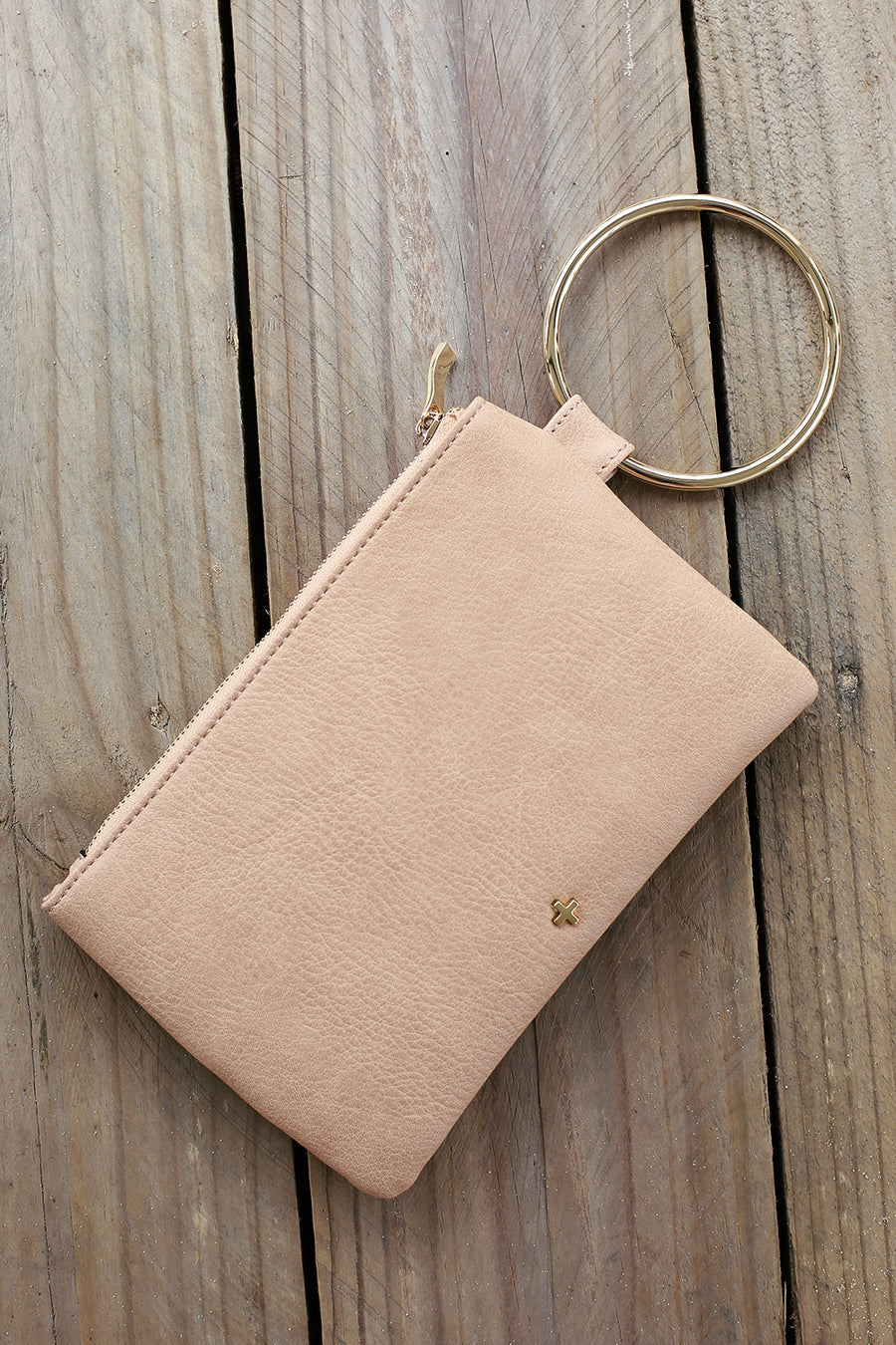 Coco Clutch in Nude