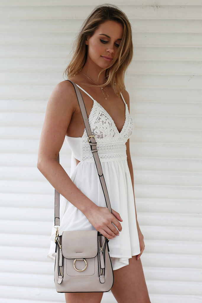 Kiki Bag in Nude for $89.95