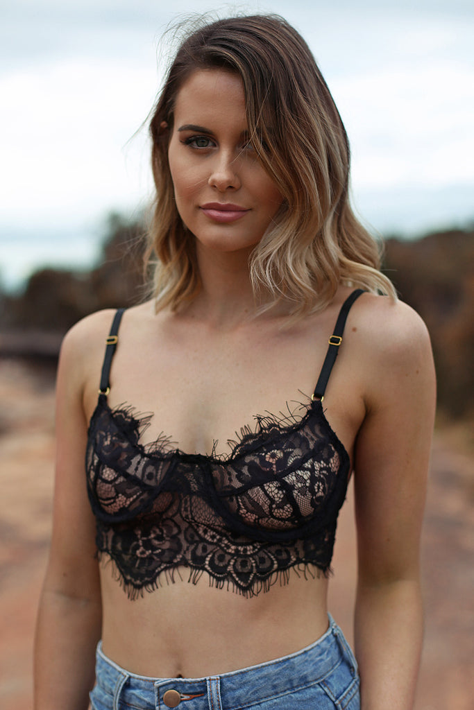 Lace and Luxe Set - HER Empire Fashion Boutique Terrigal & Online