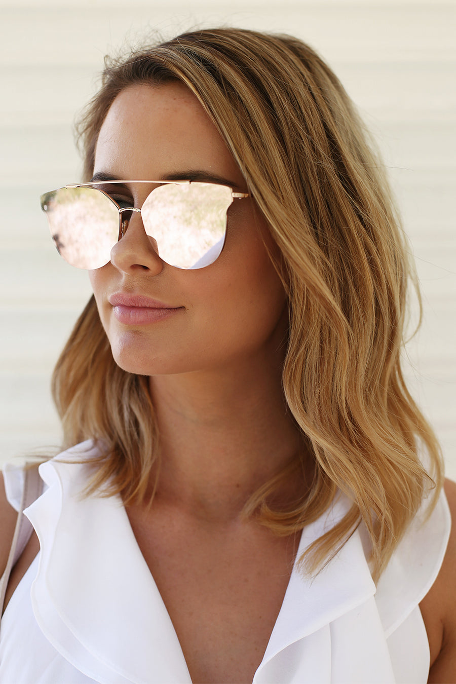 Rosé All Day Sunglasses