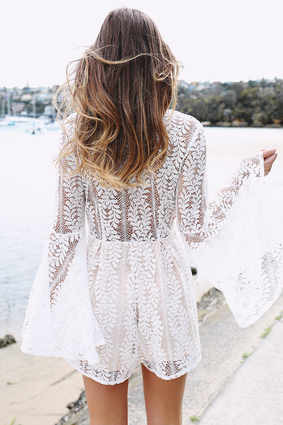 Gypsy Flare Playsuit
