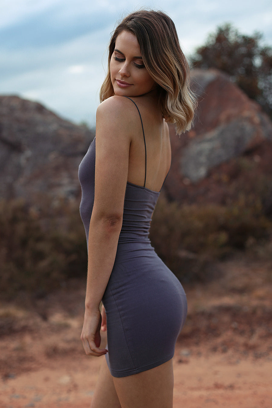 Hold Me Tight Slip Dress - HER Empire Fashion Boutique Terrigal & Online