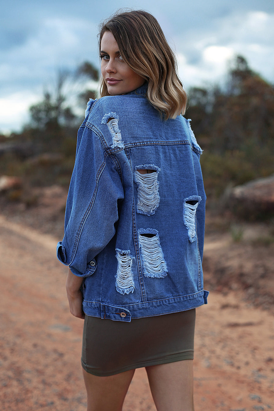 The Only One Jacket - HER Empire Fashion Boutique Terrigal & Online