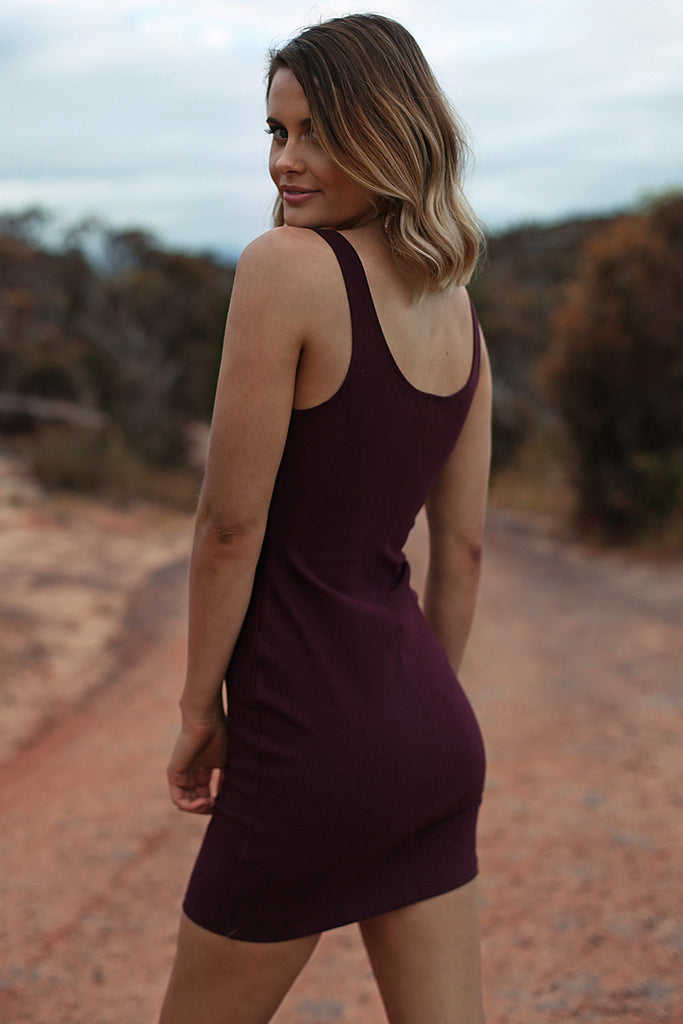 Must Confess Slip Dress - HER Empire Fashion Boutique Terrigal & Online