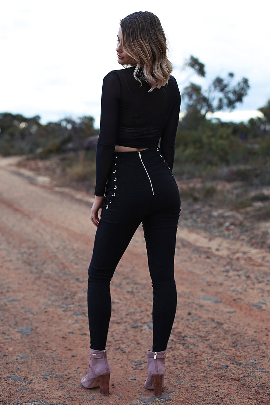 Nobody Better Pants - HER Empire Fashion Boutique Terrigal & Online