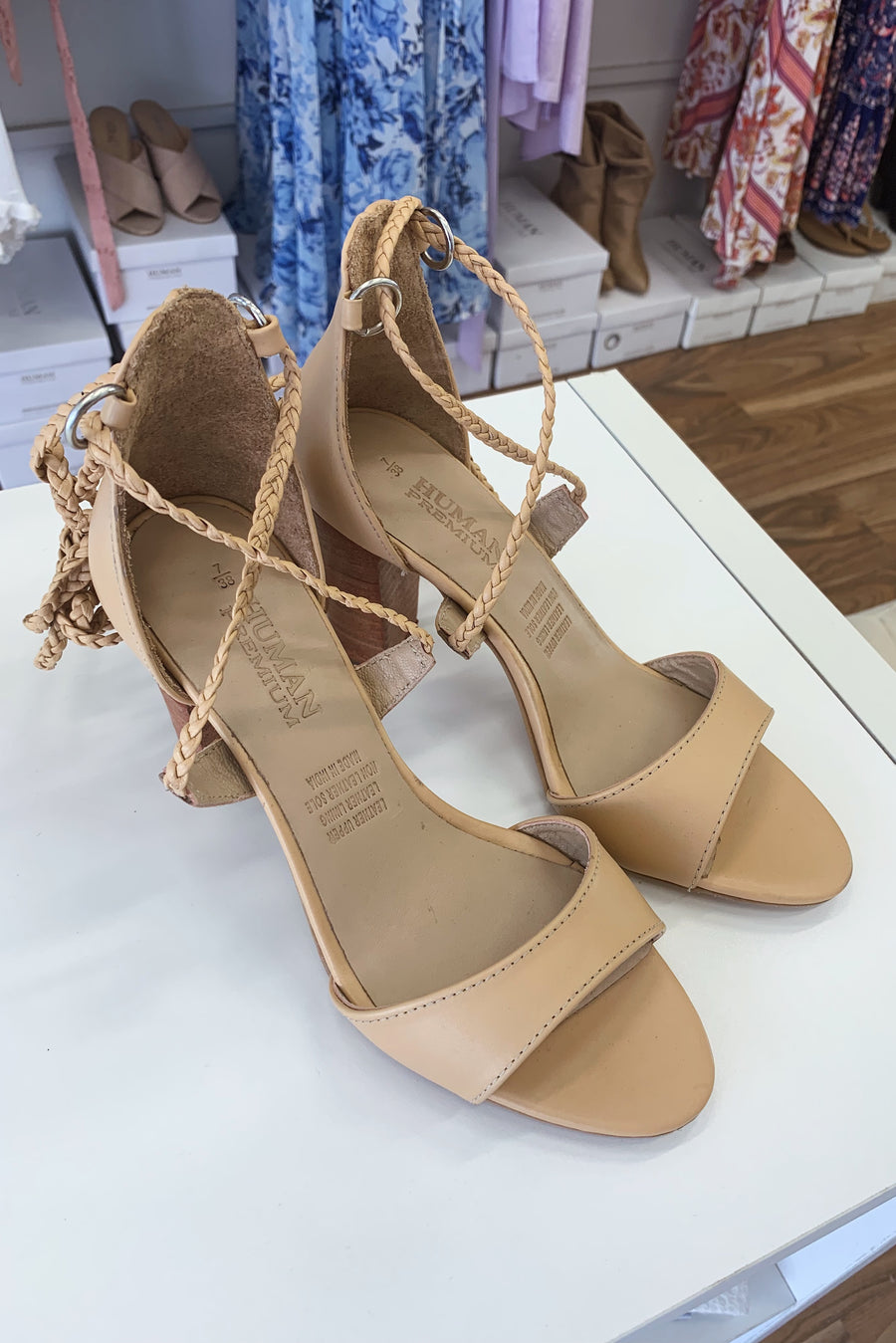 Lawton Heels - HER Empire Fashion Boutique Terrigal & Online