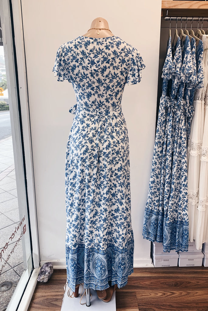 By The Sea Maxi Dress - HER Empire Fashion Boutique Terrigal & Online