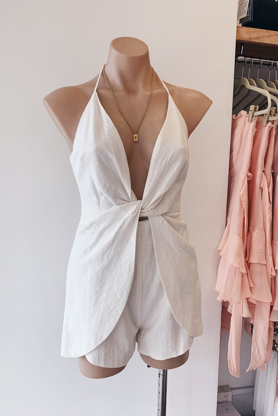 Twist Things Up Playsuit