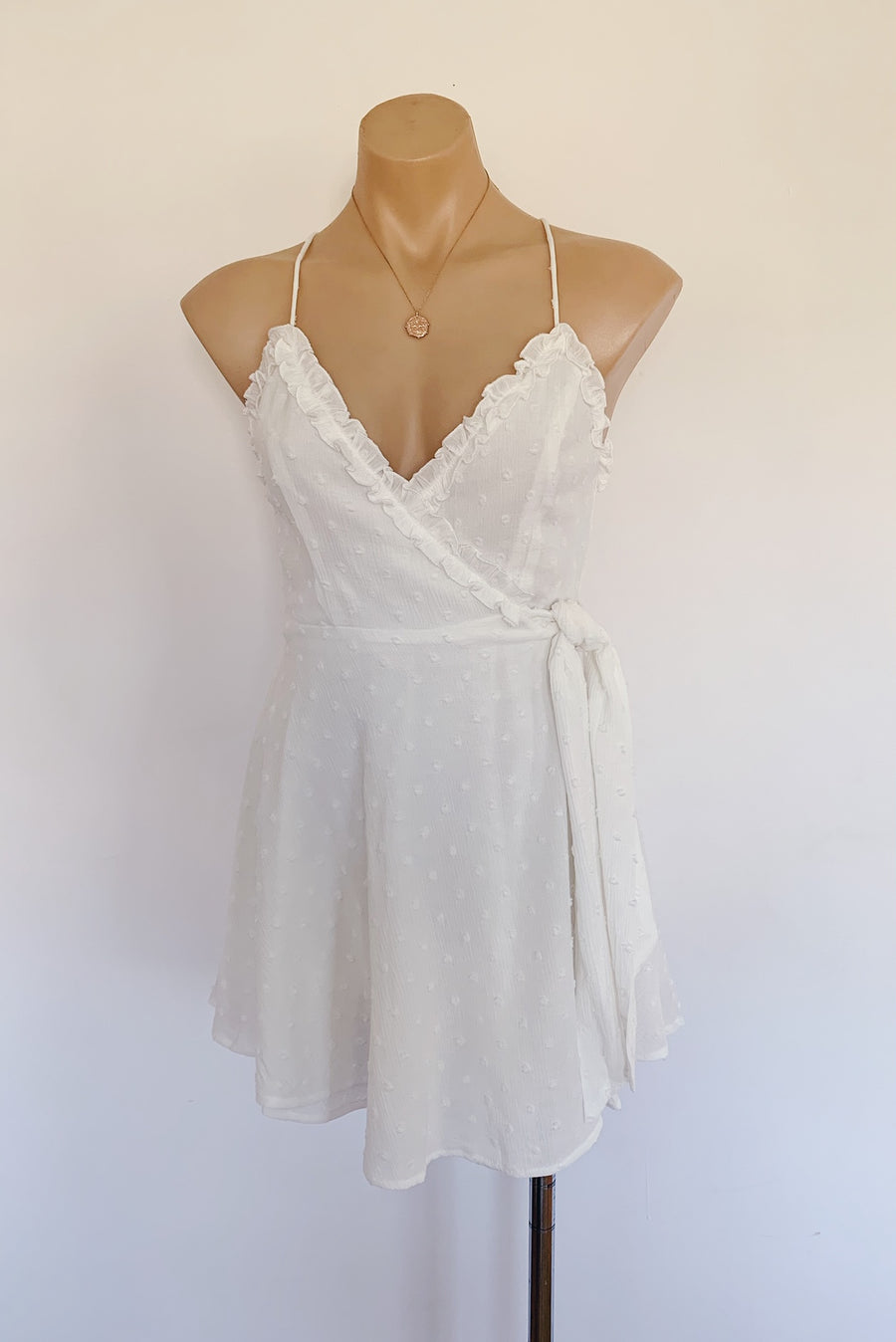 Coco Dress in White