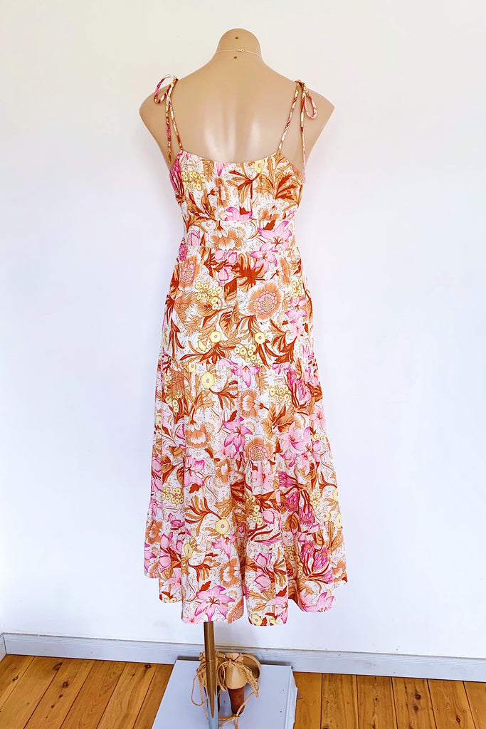 Amber Midi Dress - HER Empire Fashion Boutique Terrigal & Online