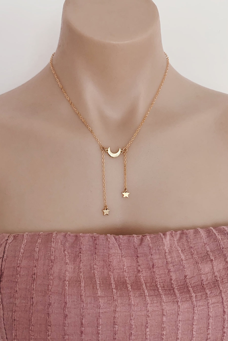 Kalisi Necklace in Gold