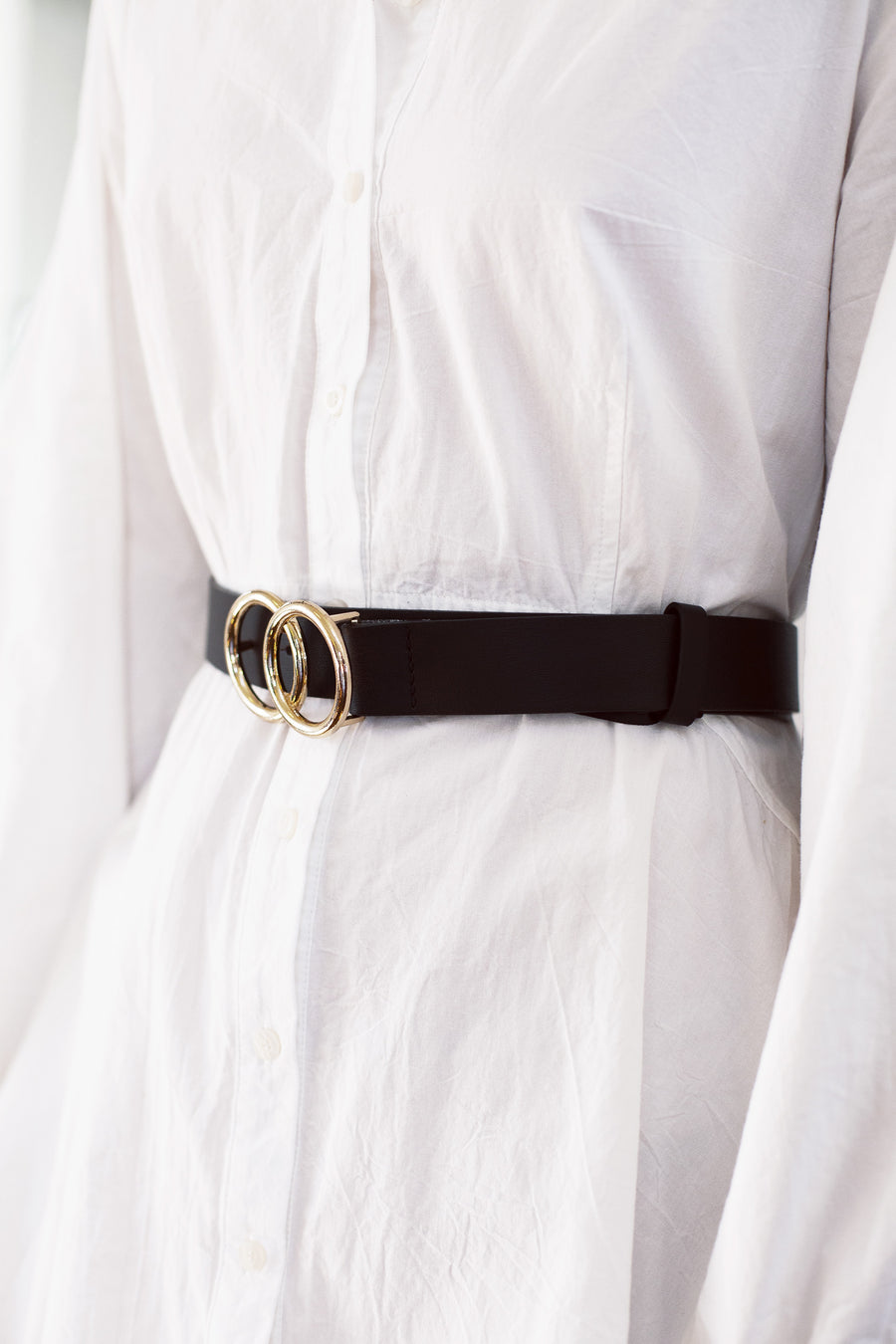 Olivia Belt in Black - HER Empire Fashion Boutique Terrigal & Online