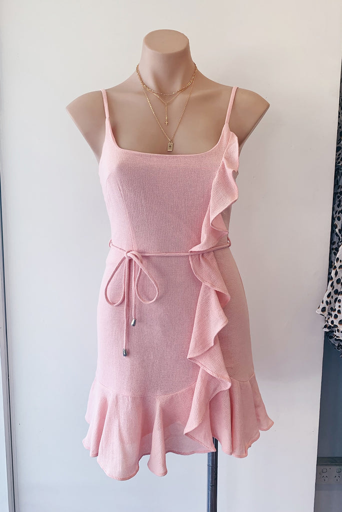 Hamptons Dress in Pink - HER Empire Fashion Boutique Terrigal & Online