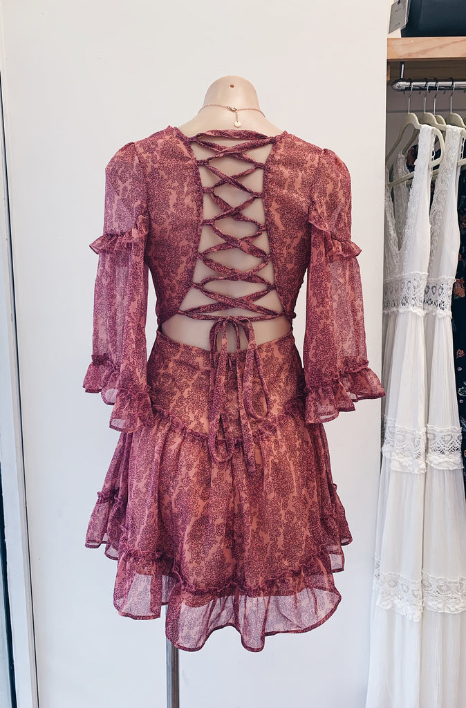Charlotte Dress - HER Empire Fashion Boutique Terrigal & Online