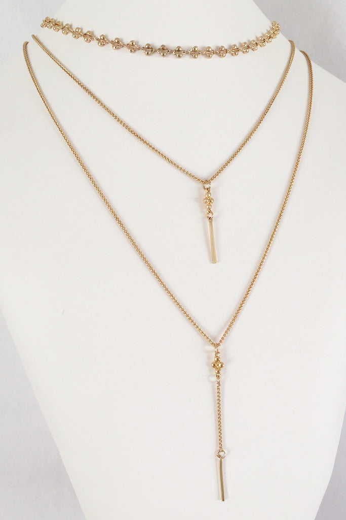 Elena Necklace - HER Empire Fashion Boutique Terrigal & Online