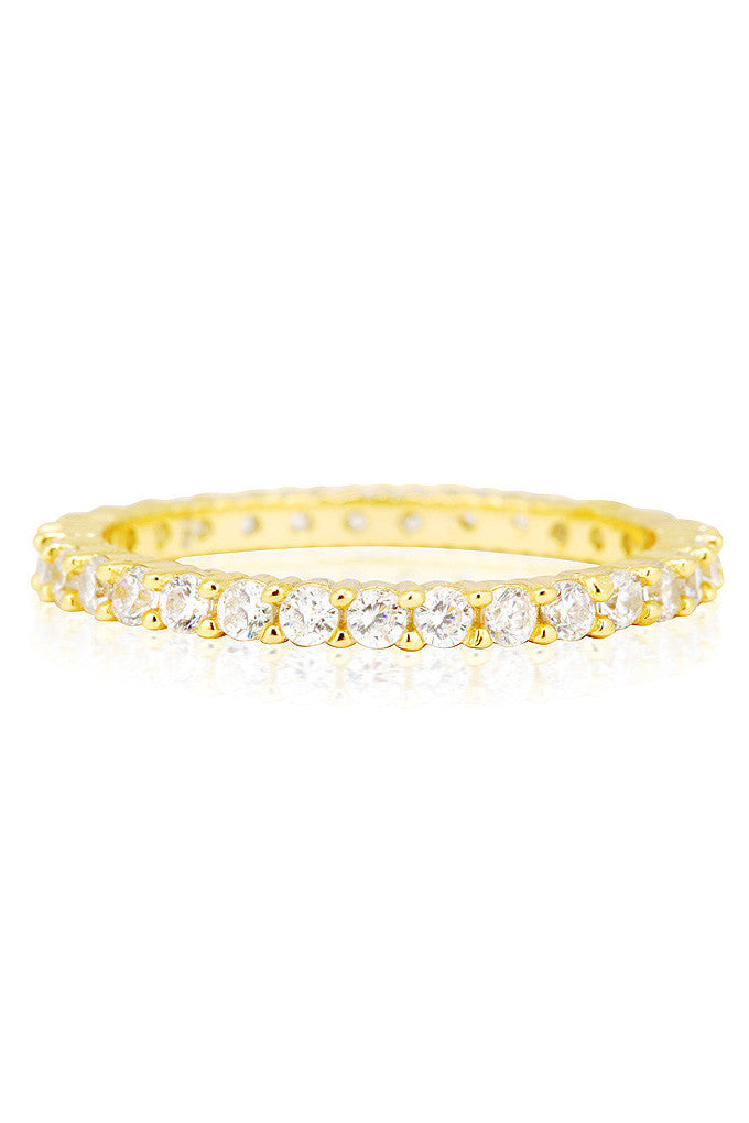 Elle Ring in Gold - HER Empire Fashion Boutique Terrigal & Online