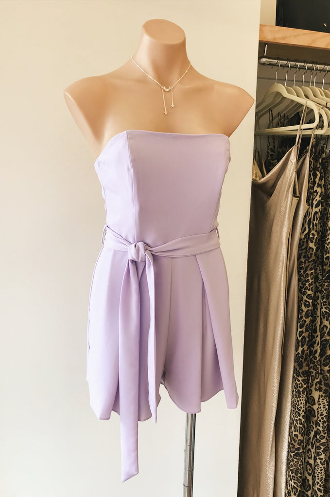 Lilac Love Playsuit