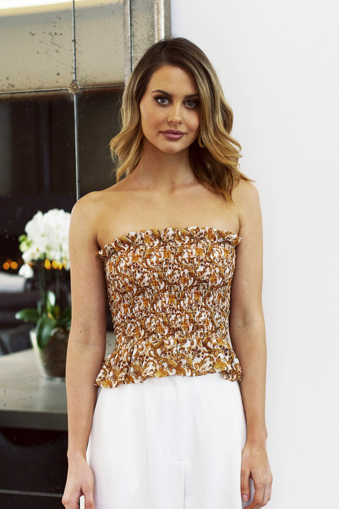 Golden Hour Top - HER Empire Fashion Boutique Terrigal & Online